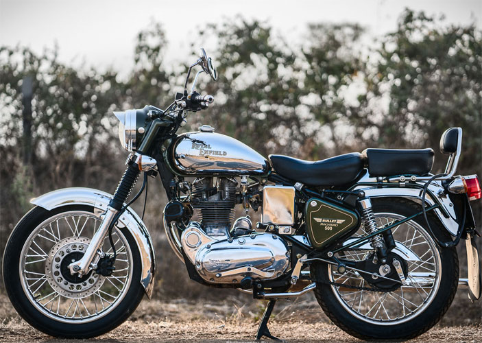 Royal Enfield Unveils Interceptor Continental Gt 650 In India