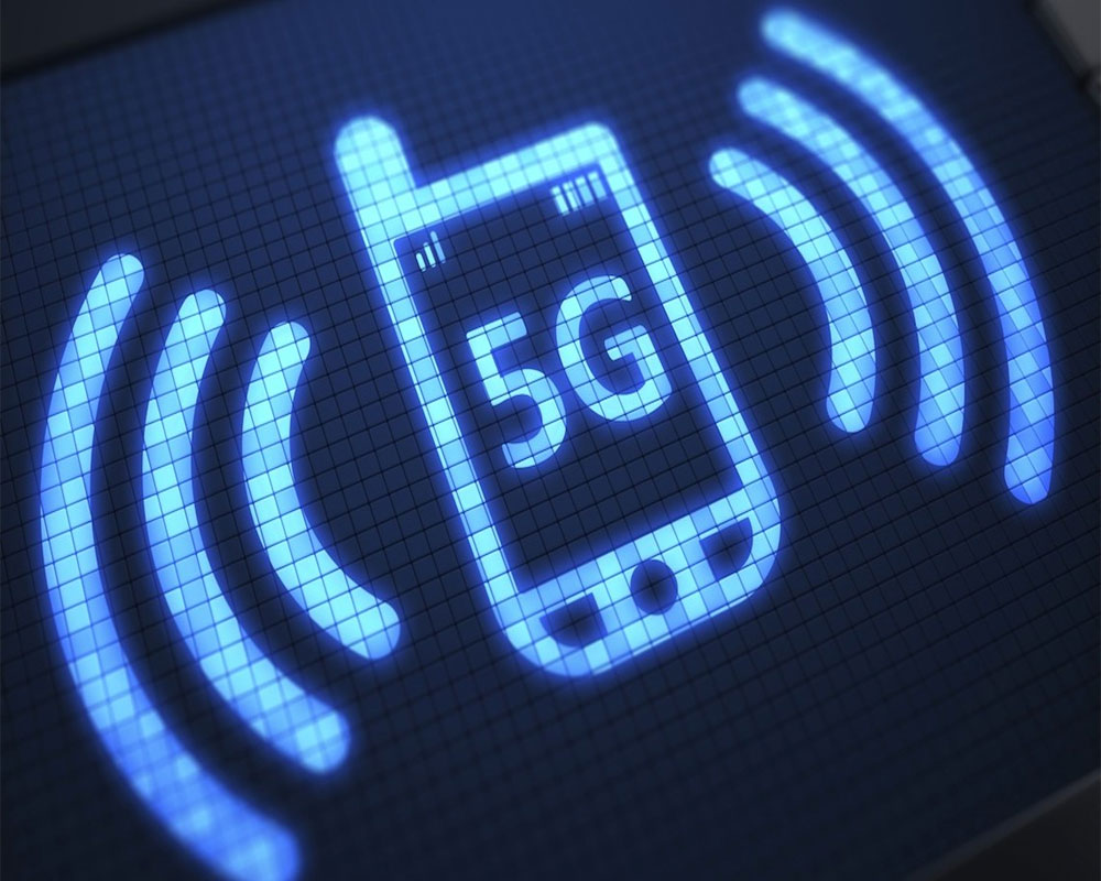 '5G can happen only if fibre connectivity is increased manifold in India'
