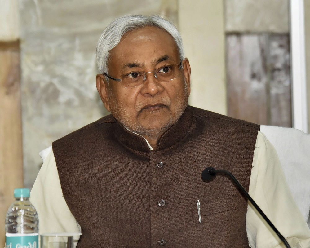 'Resolve it  either through  court judgement or mutual understanding': Nitish on Ram temple issue