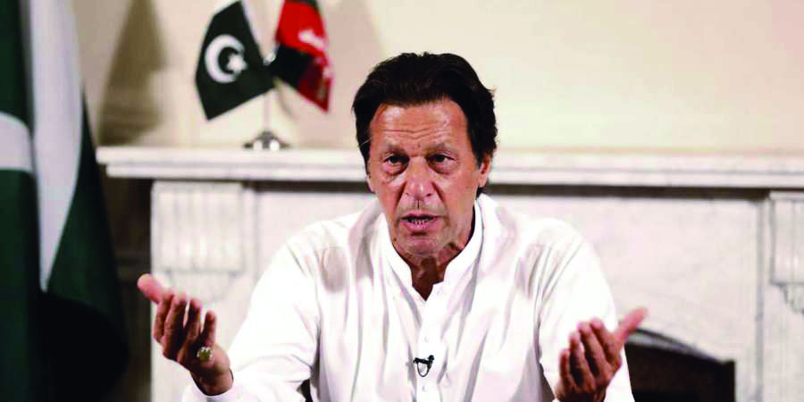 Imran: A pawn in the hands of troika