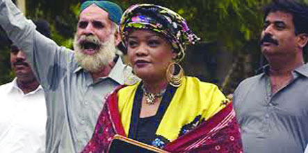 Sindh's African roots