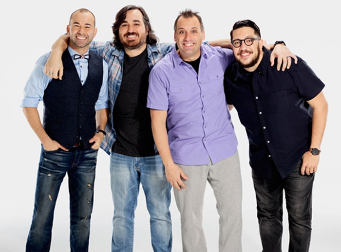 Impractical jokers to bring comedy tour to india impractical jokers to bring comedy tour to india m4hsunfo