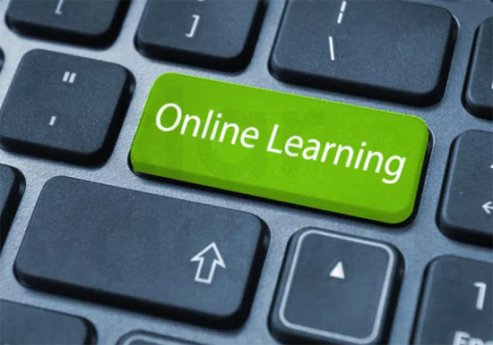 Benefits in switching to online learning