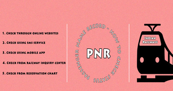 How to Check PNR Status?