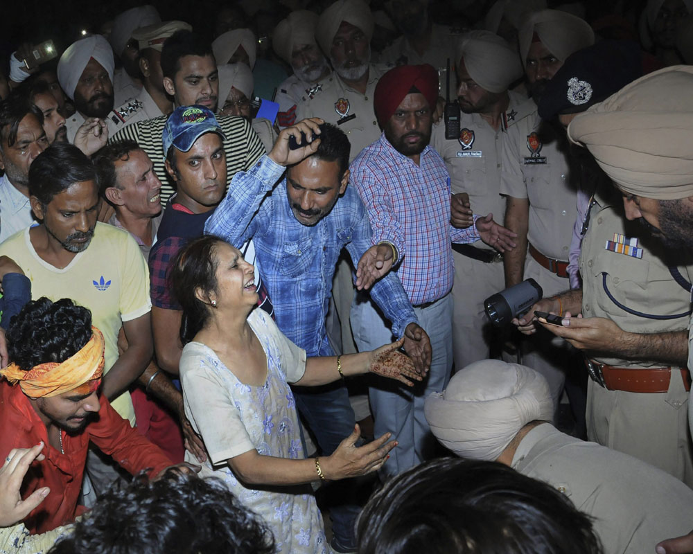 amritsar train accident - photo #17