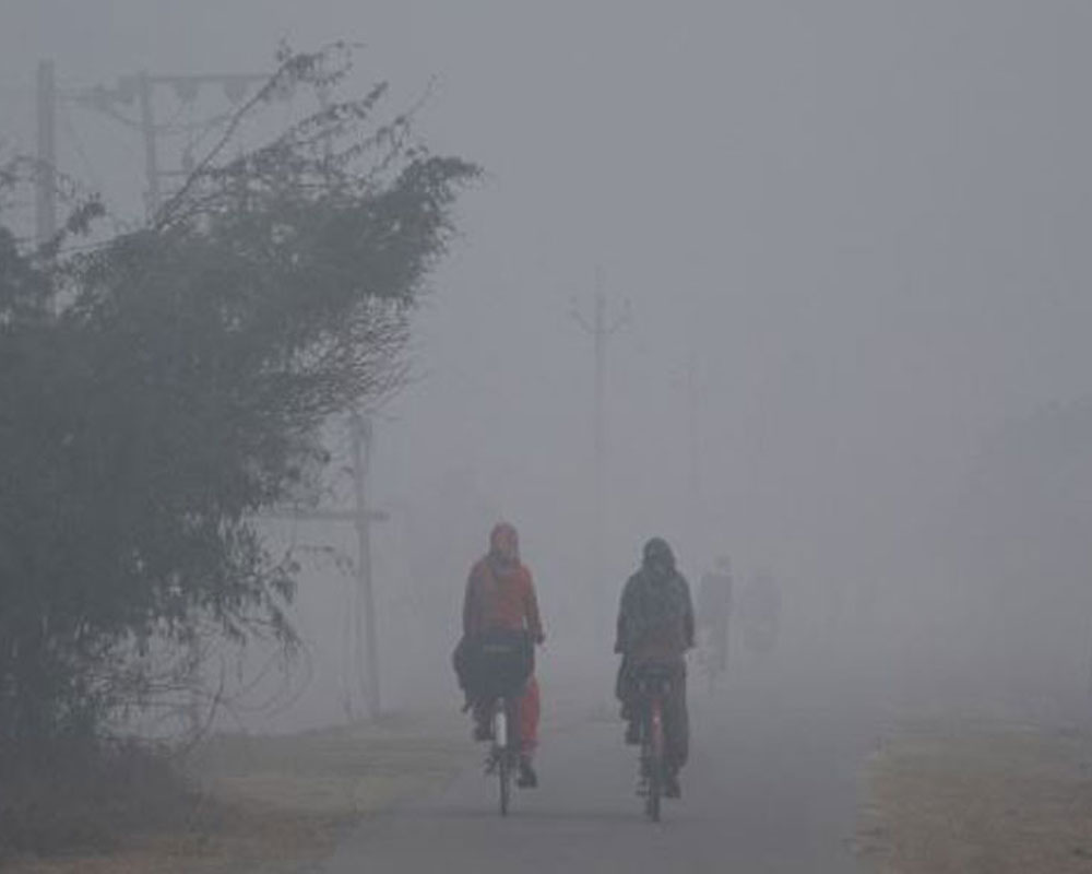 7 killed 4 injured in accident due to heavy fog in haryana