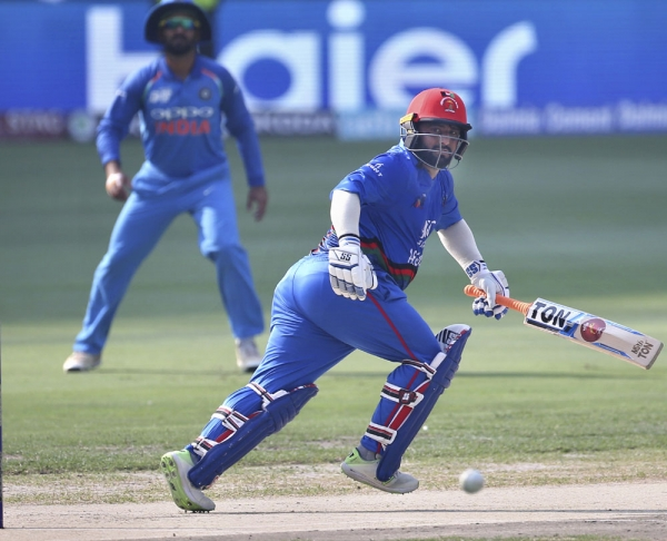 Afghanistan win toss, to bat first