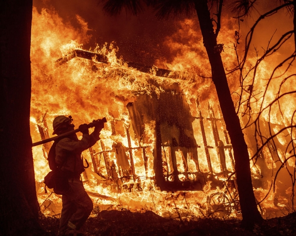 Fire death toll at 56 and counting in Northern California