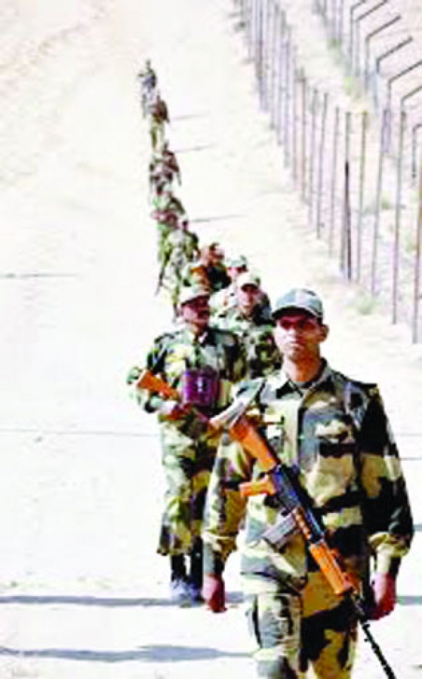 Modi's forces-first policy