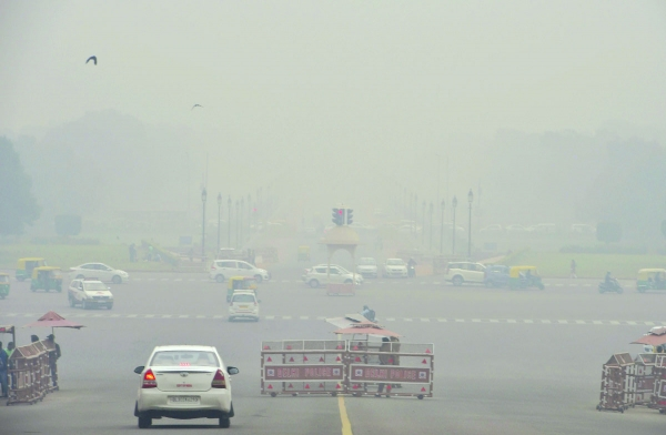 Rain washes off dust, but Delhi stares at pollution relapse today