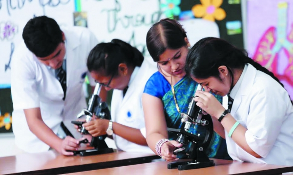 Science in classrooms