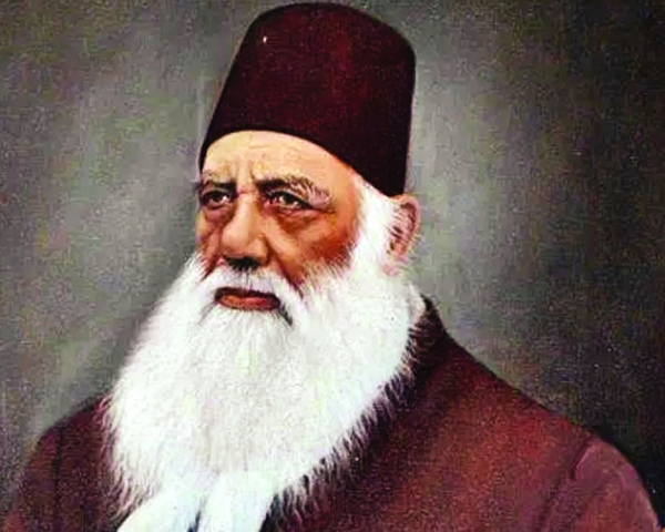 The real Sir Syed: A British agent