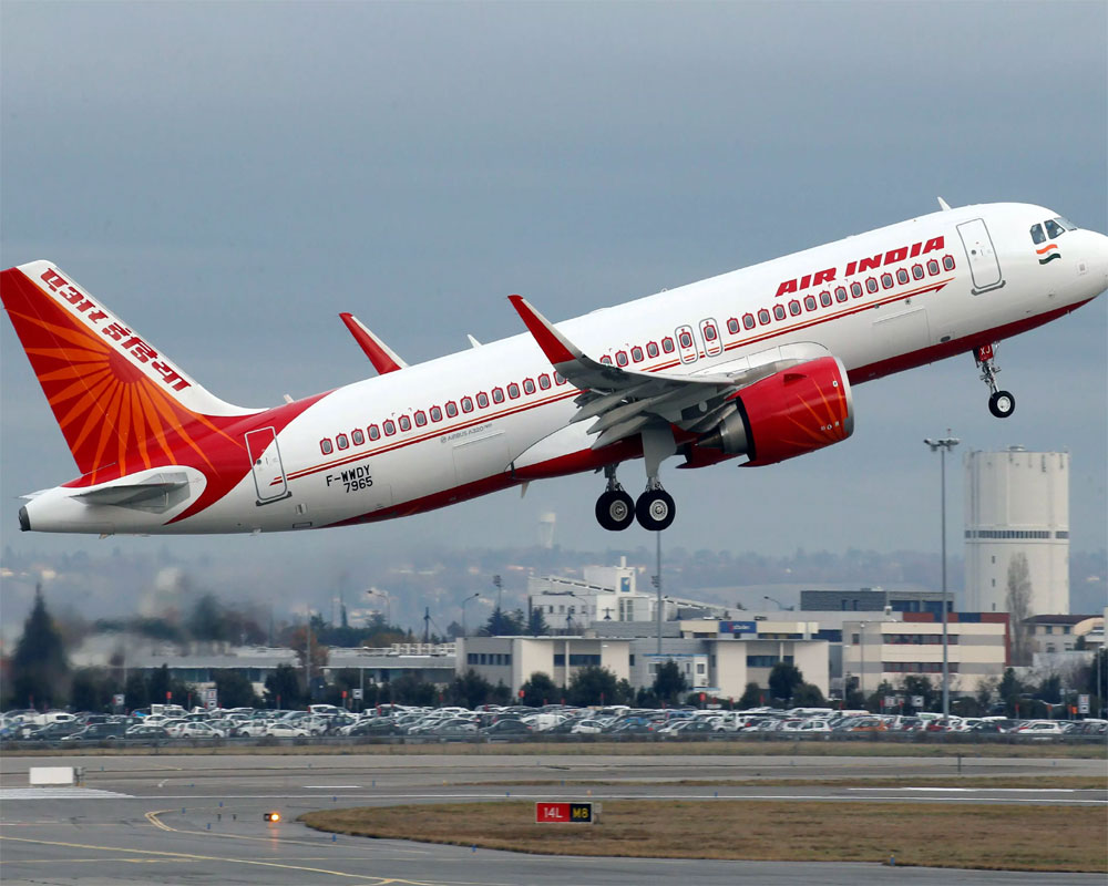 AI ground handling employees go on strike; flights affected