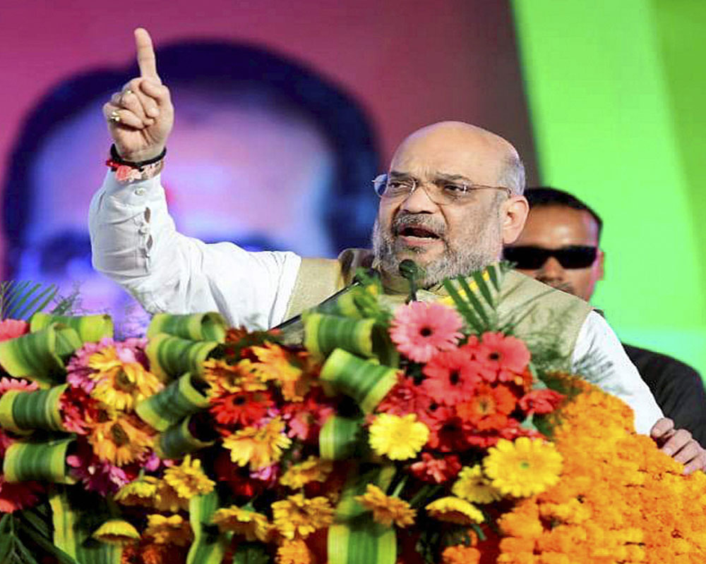 BJP, JD(U) will contest equal number of seats in Bihar LS polls: Shah