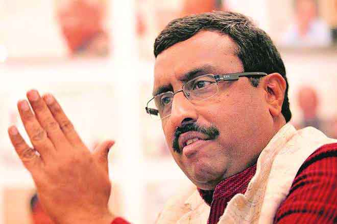 BJP will explore all options if SC delays temple call: Madhav