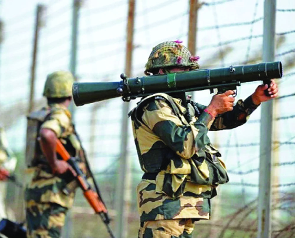 BSF avenges jawan's mutilation