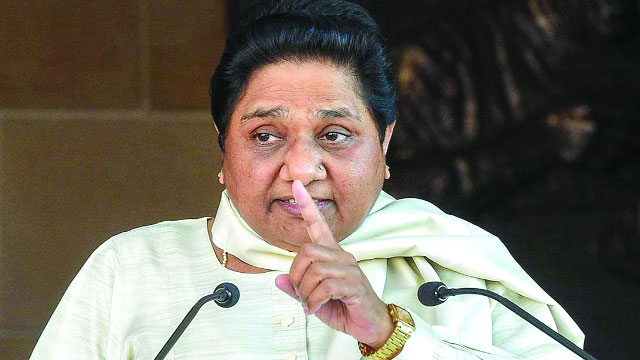 BSP, SP change tack, offer support to Cong in Rajasthan, MP