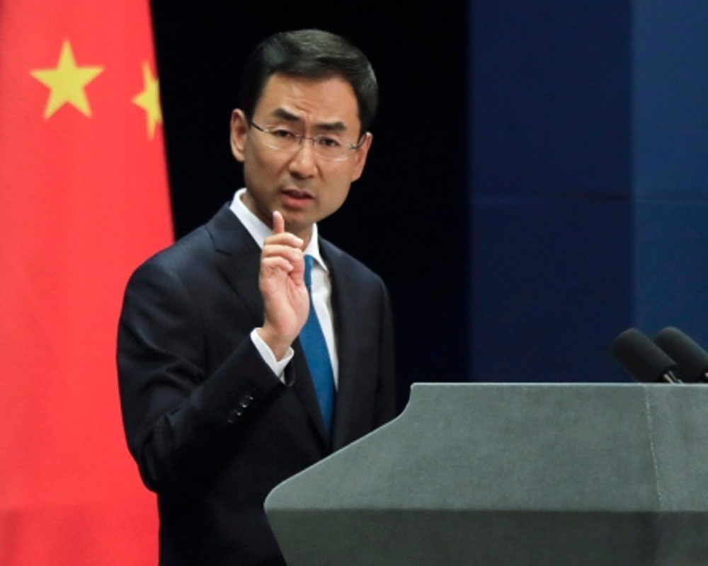 China, India made constructive proposals for early solution to border dispute: Geng