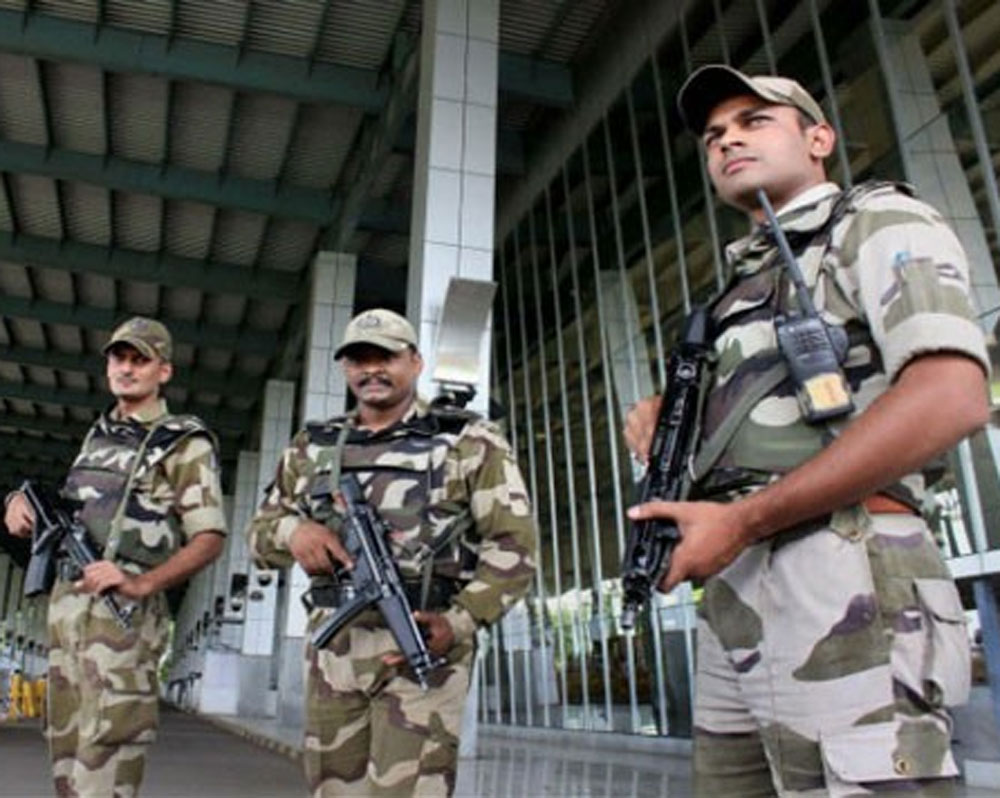 CISF to promote 12,000 personnel this year: DG