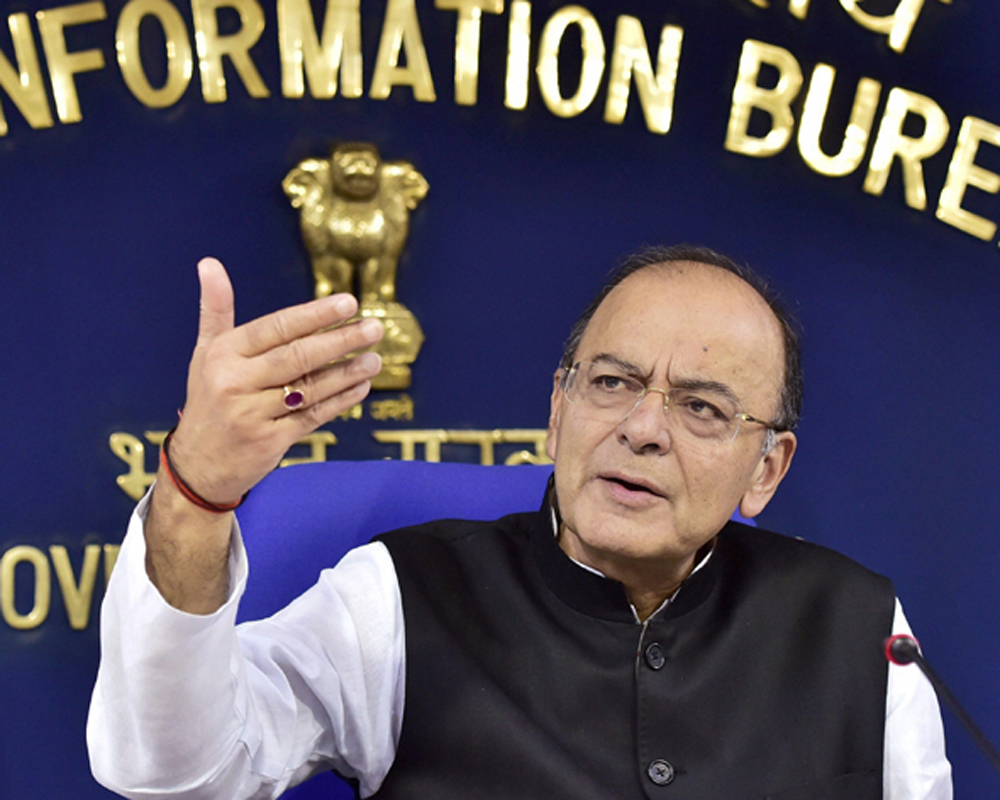 Confiscation of cash was not the aim: Jaitley on note ban
