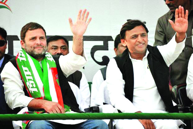 Cong to placate SP with MP berth to salvage UP alliance