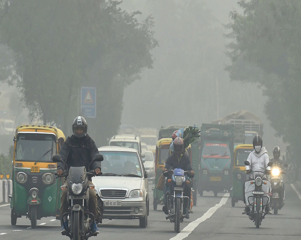 Delhi air quality remains 'severe' for 2nd day