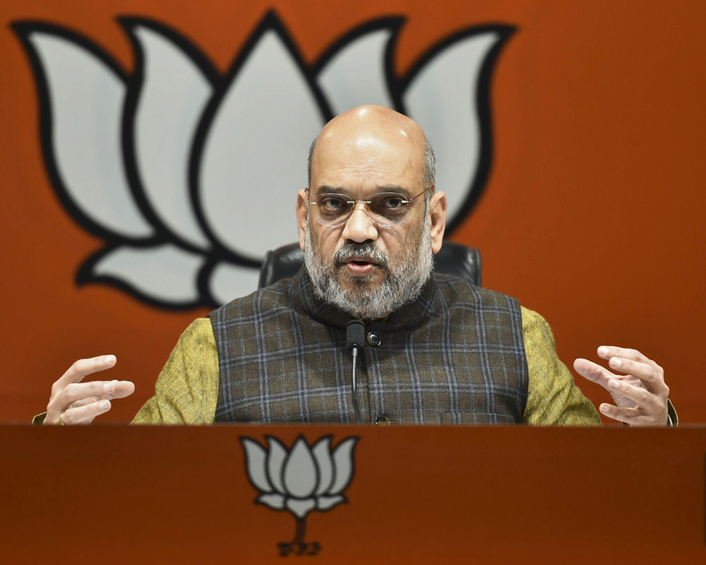 Delhi Assembly proceedings rubbed salt on wounds of 1984 riot victims: Shah
