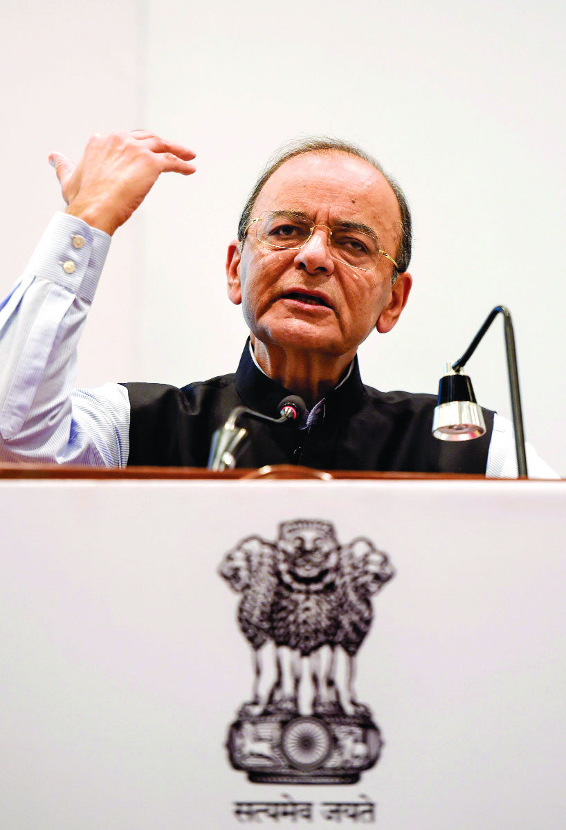 DeMo helped expand tax base, says Jaitley