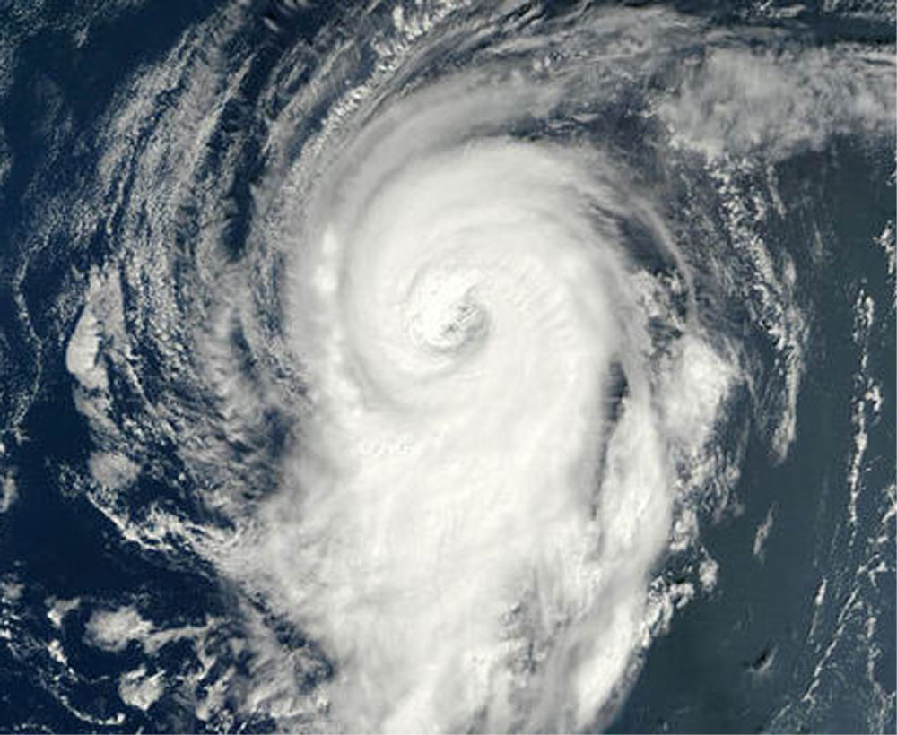 Devastating storms like Hurricane Florence 'unusual this far north': UN weather agency