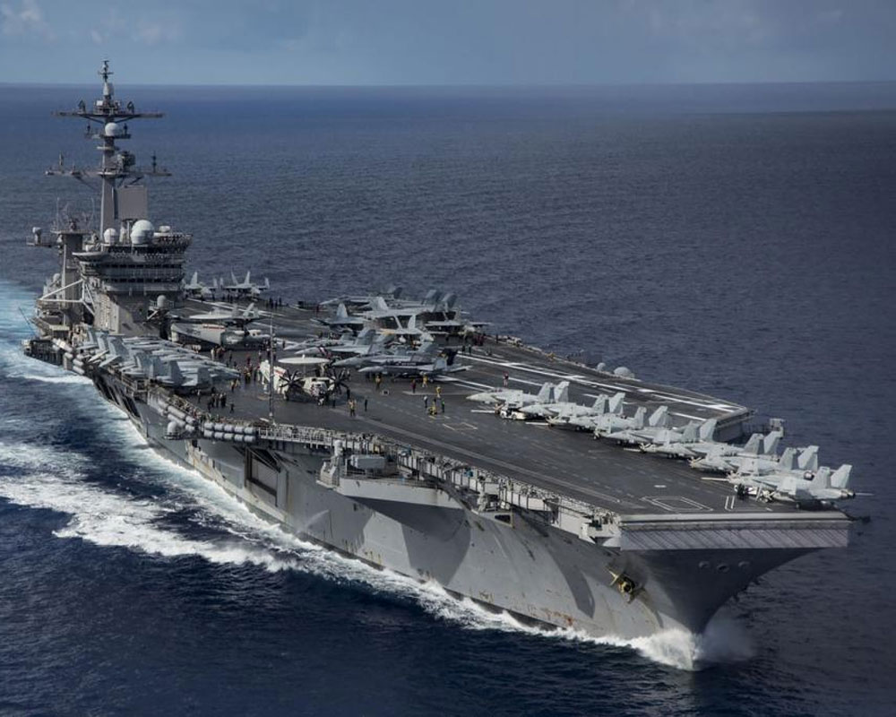 France to send aircraft carrier to Indian Ocean next year