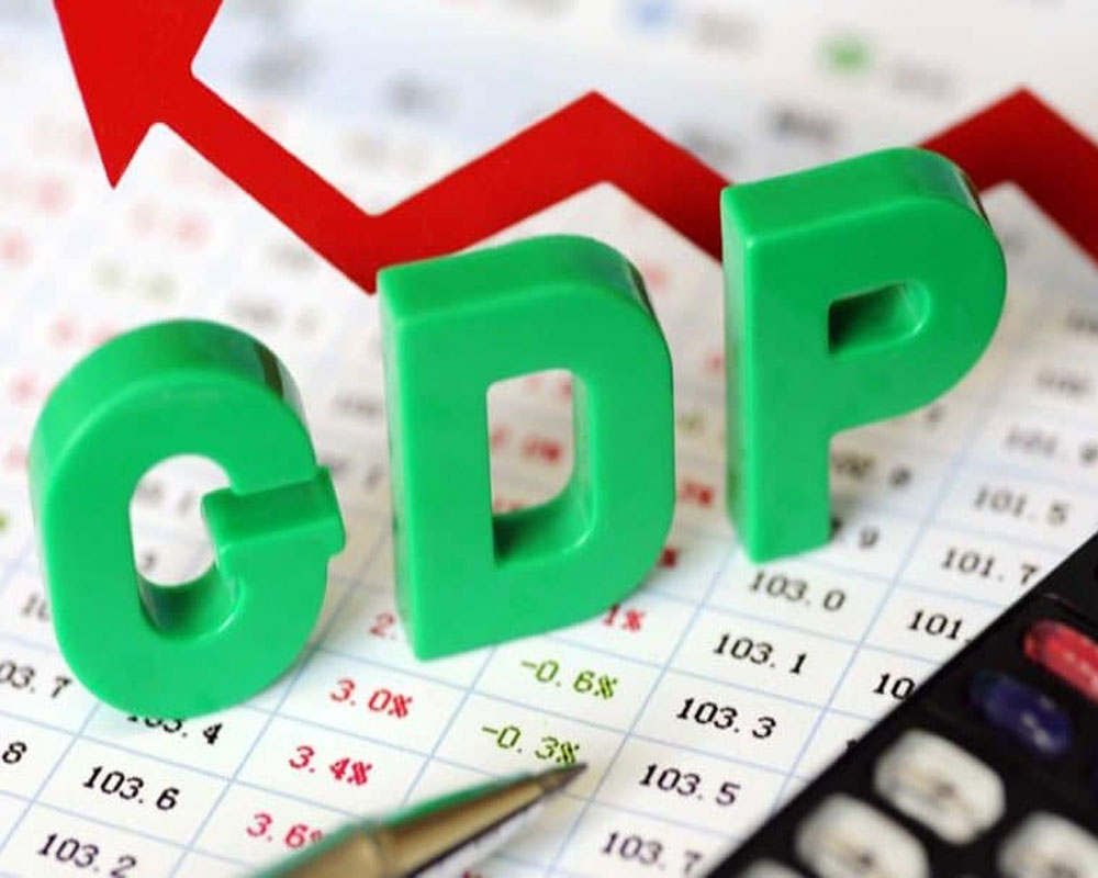 GDP growth slow to 3-month low of 7.1 pc in Q2