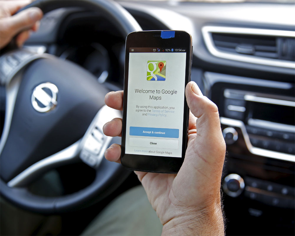 Google adds support for hashtags on Maps for Android devices