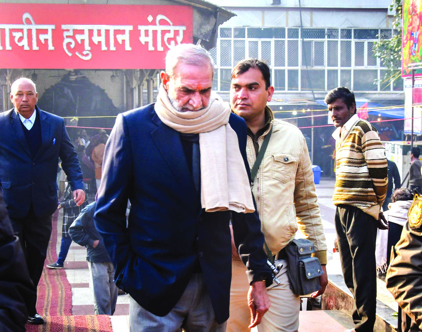 Guilty Sajjan quits party to give Cong clean chit