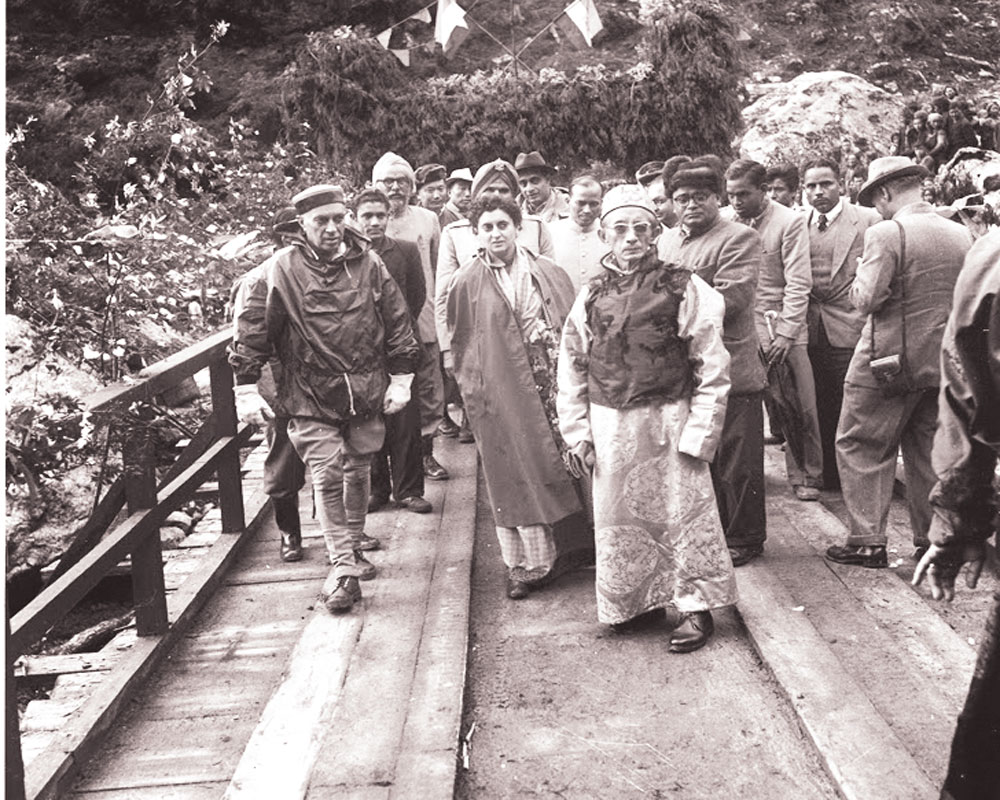 How Sikkim became a part of India