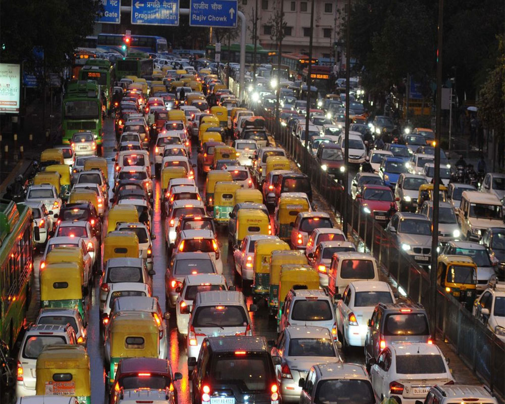 India 4th highest emitter of CO2: Study