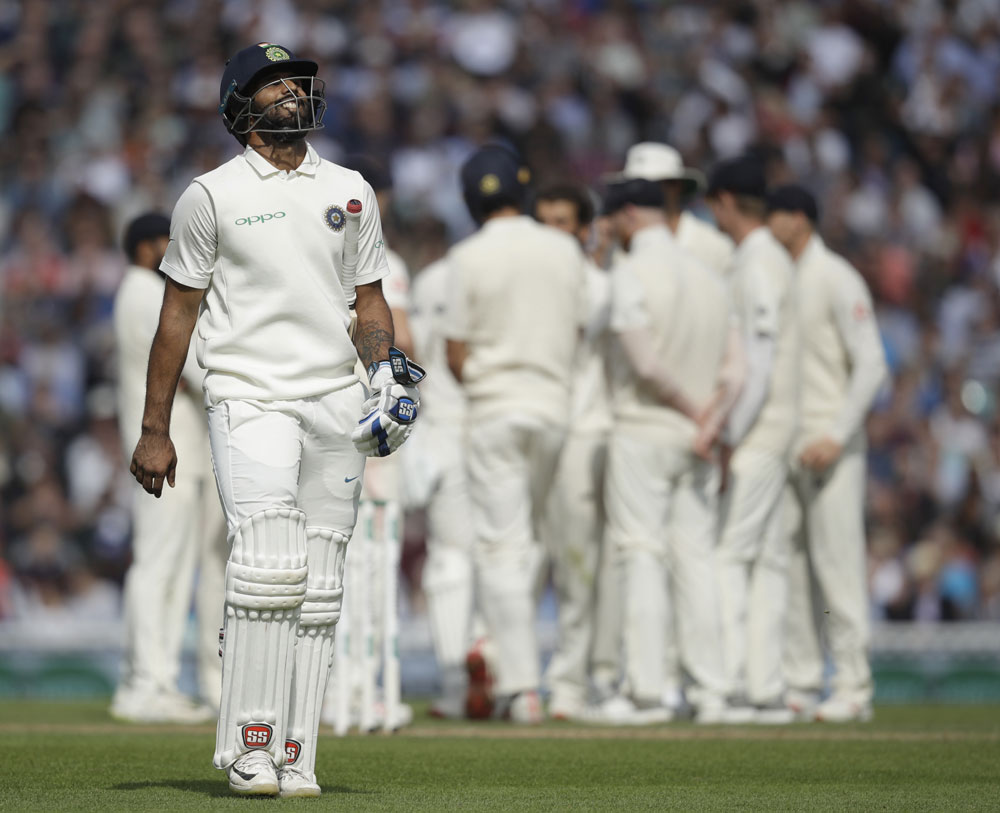 India all out for 292, concede 40-run lead to England in 5th Test