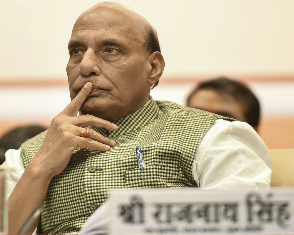 India most tolerant country in the world: Rajnath