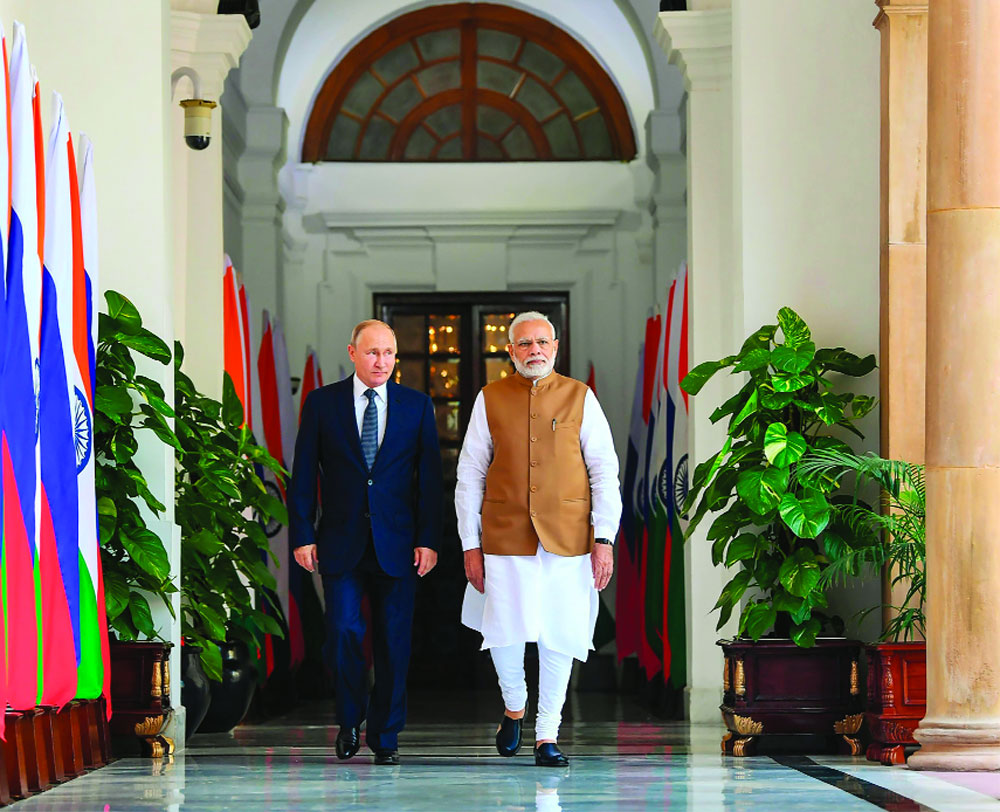 India-Russia S-400 Triumfs over US warning