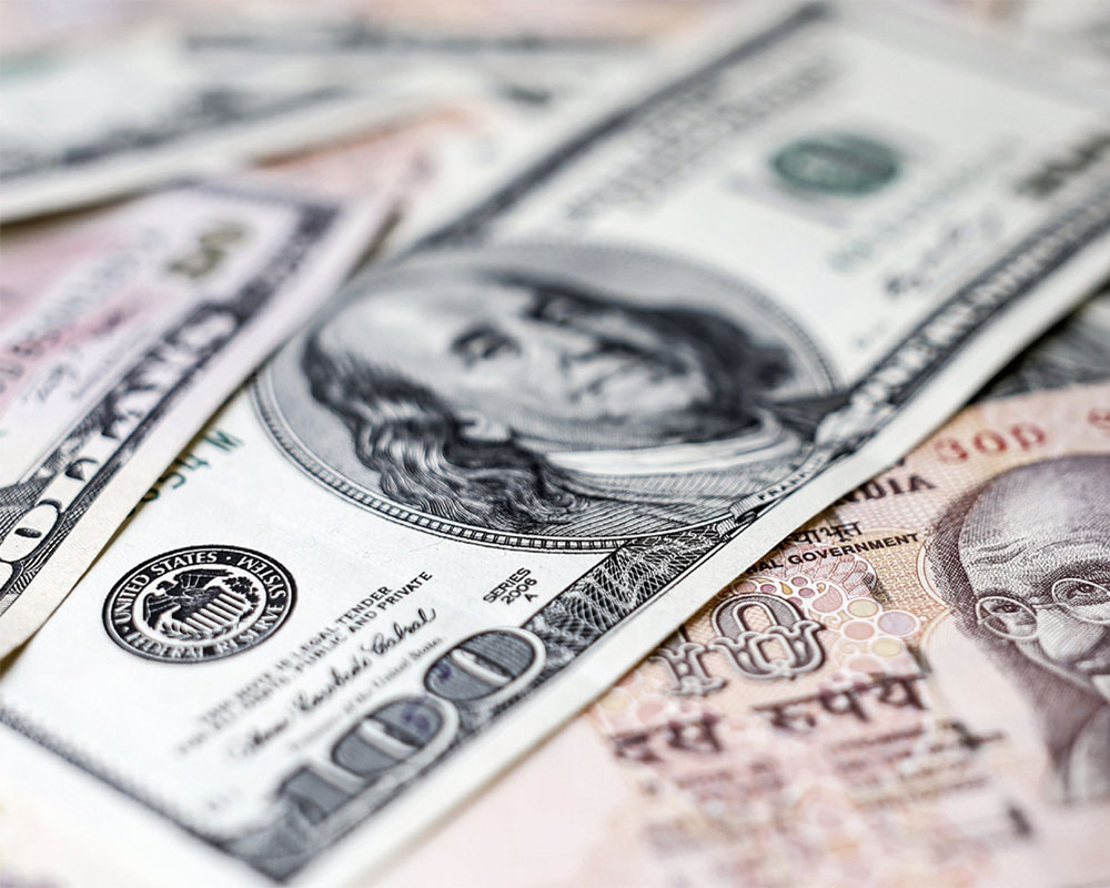 Indian forex reserves in millions