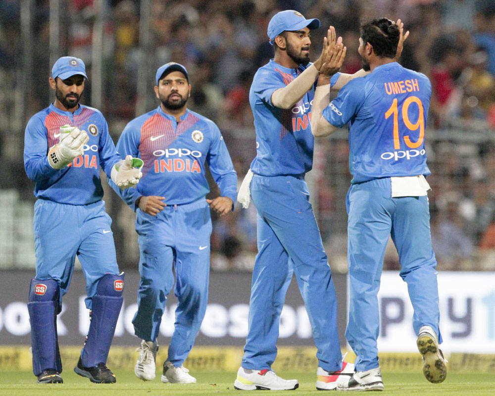 India win toss and choose to bowl first