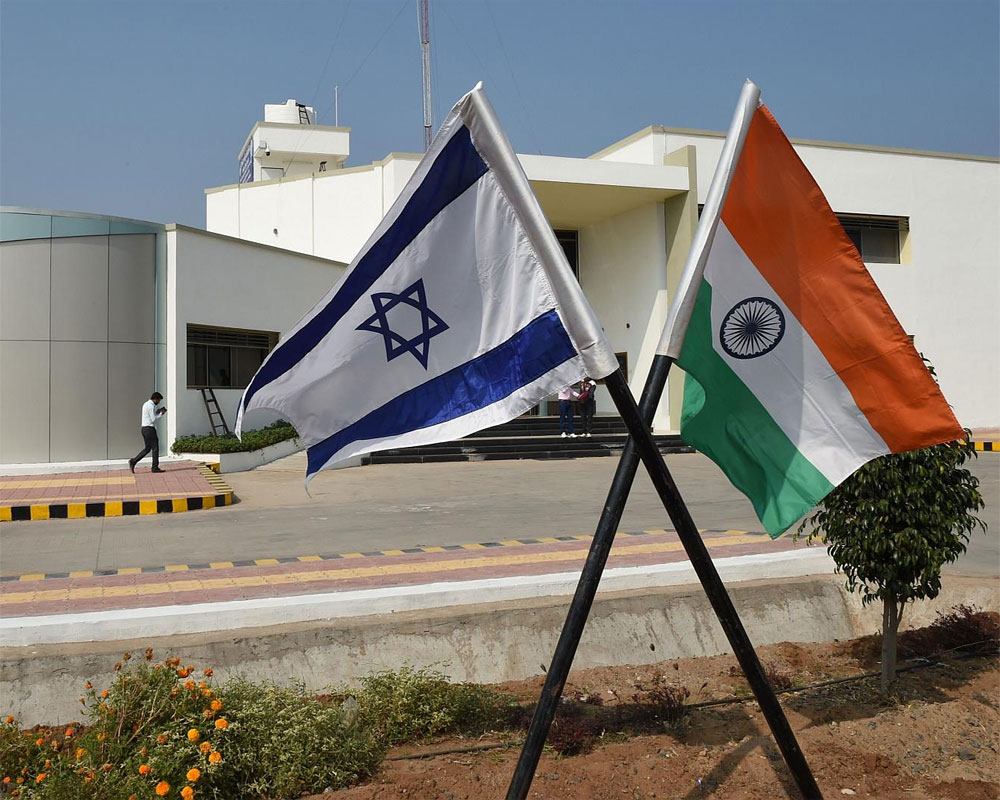 Israel to supply missile defence systems to India for $777 mn