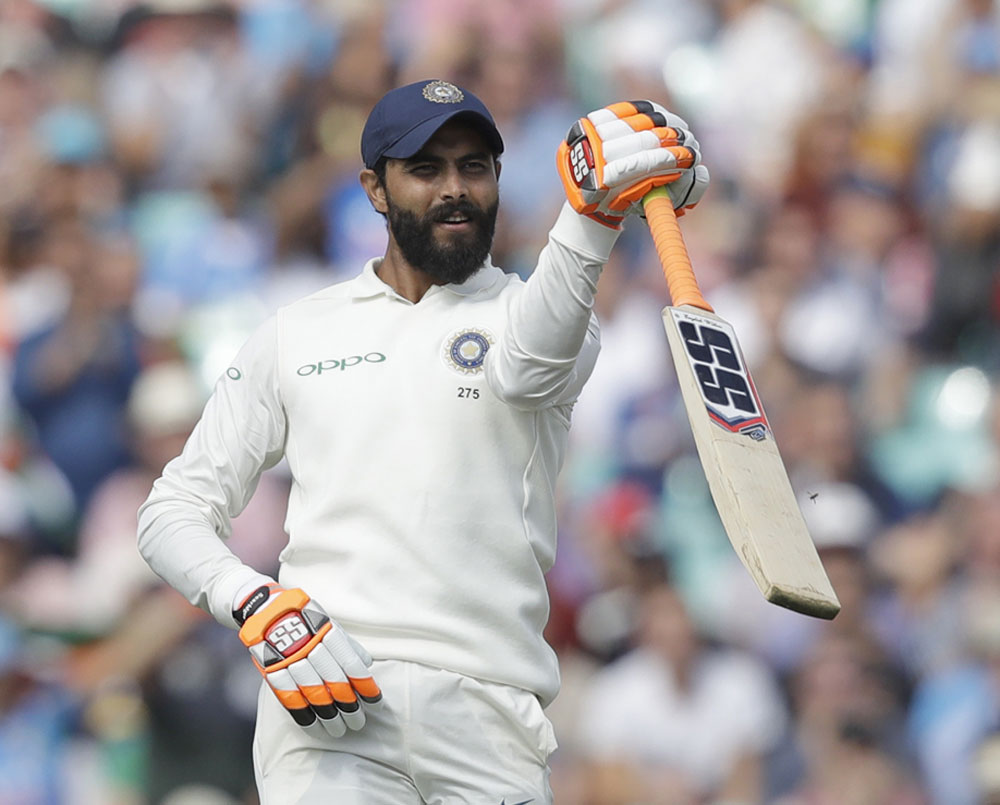 Jadeja is exceptional, we're happy he played just last Test: Farbrace