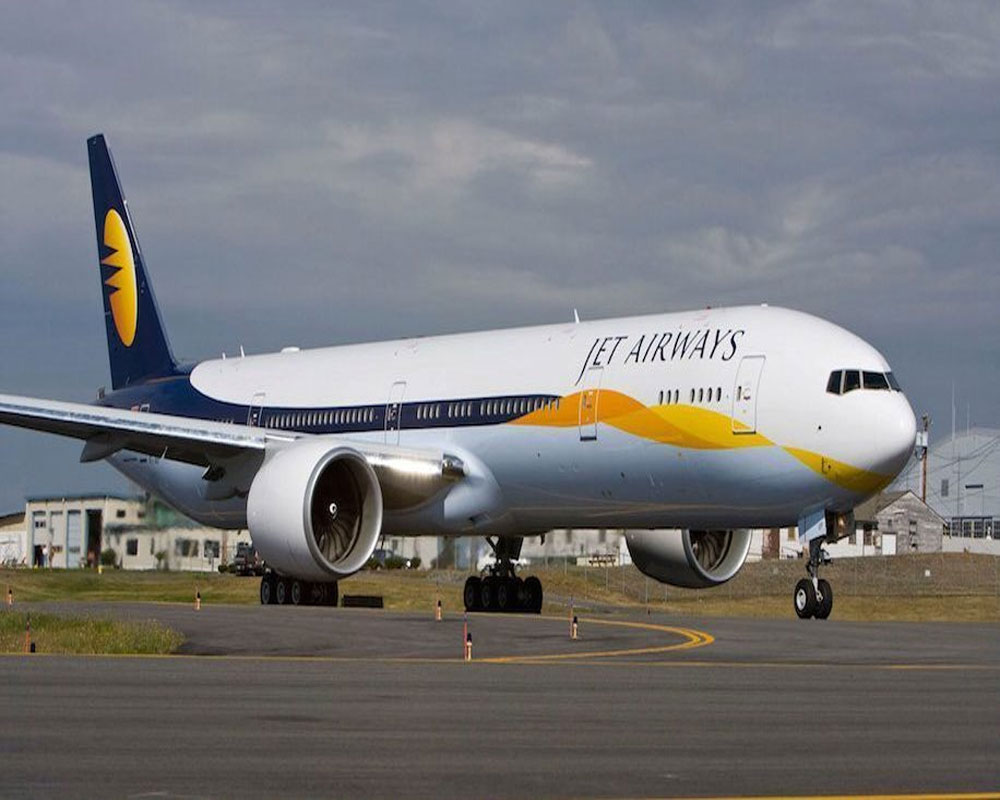 Jet Airways to pay salaries in instalments to senior staff till April