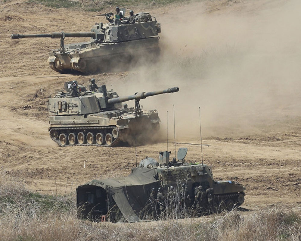 K9 Vajra, M777 howitzers to be inducted Friday, Sitharaman to attend event