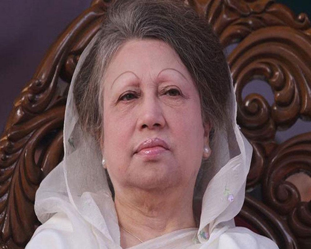 Khaleda Zia sentenced to 7 years in another graft case