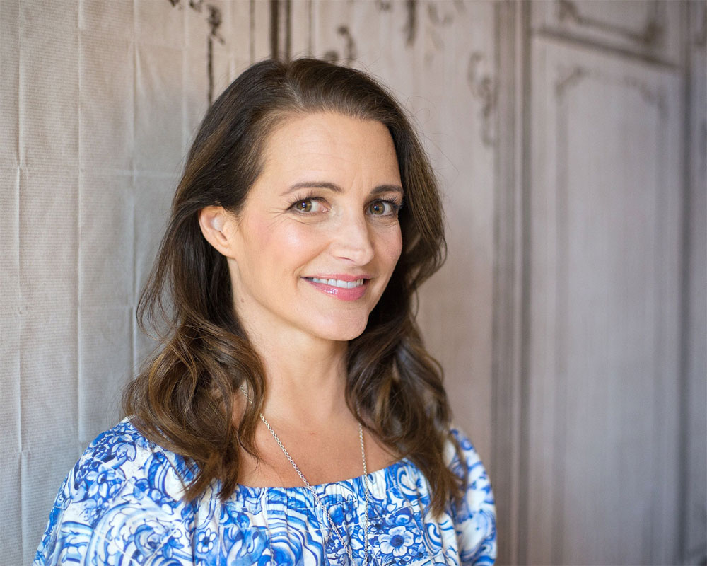 Kristin Davis says she 'wouldn't be alive' without 'Sex ...
