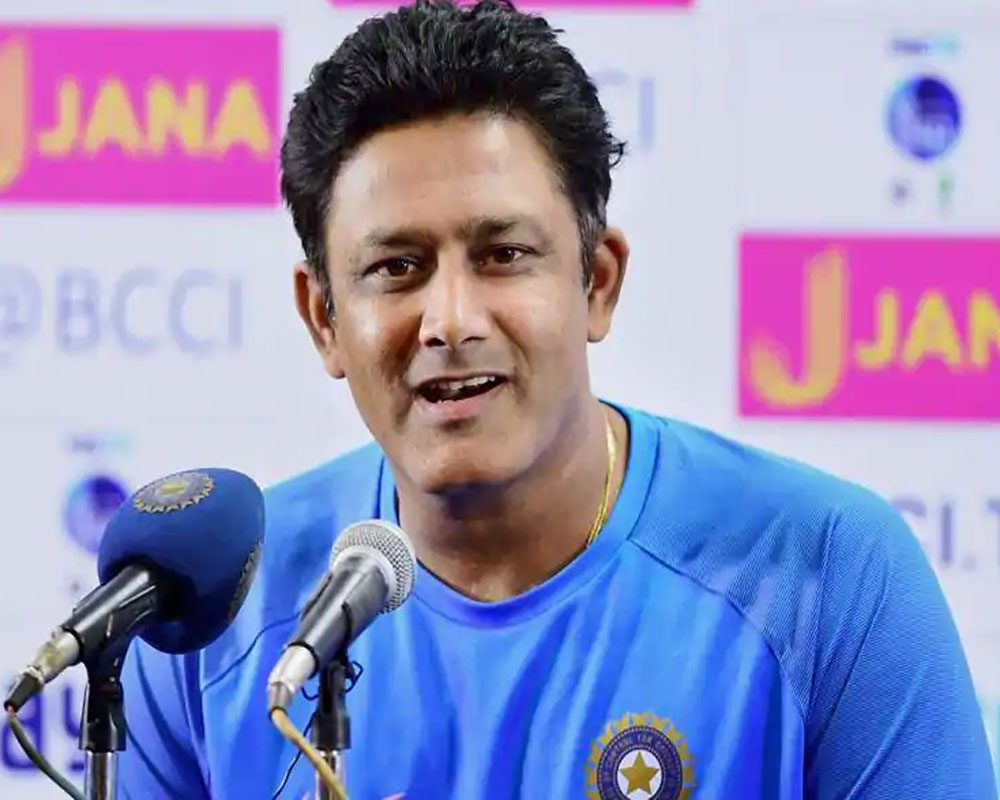 Kumble lauds ICC for crackdown on suspect bowling action