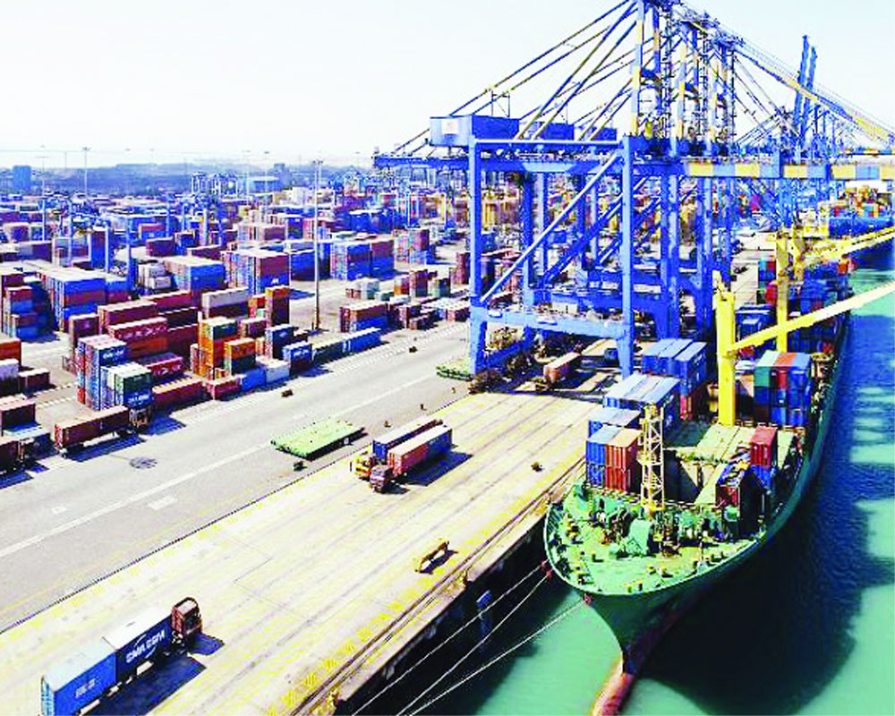 Major financial model for minor ports