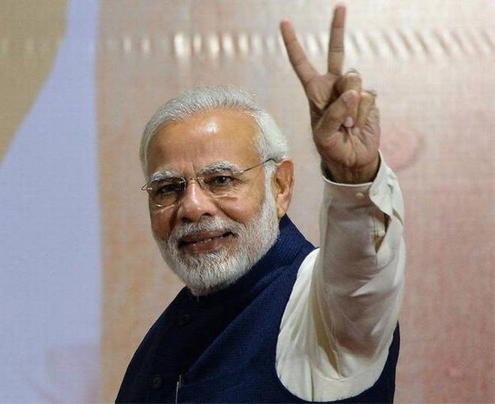Modi to celebrate 68th birthday in Varanasi