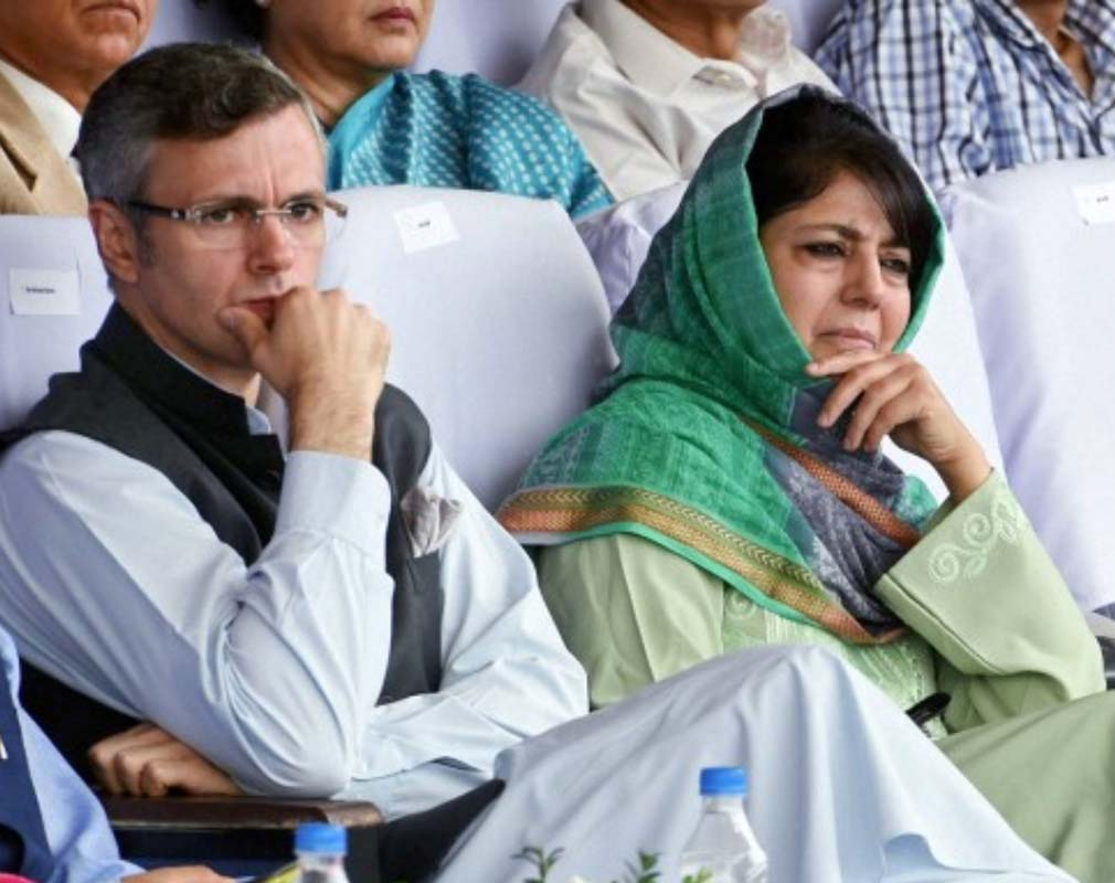 NC backed PDP to save J-K from uncertainty: Omar Abdullah